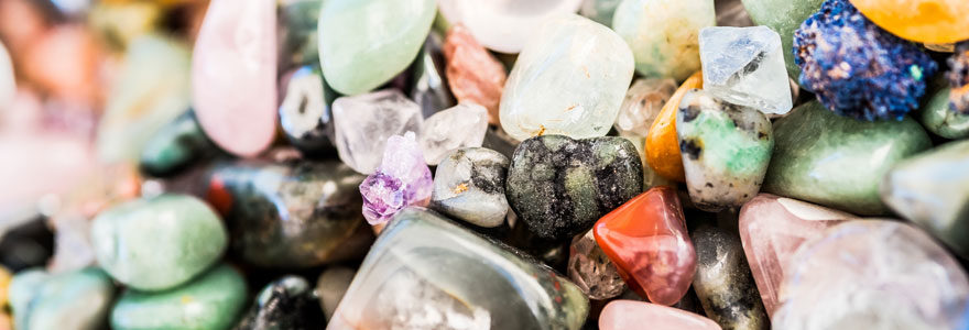 Les bienfaits des pierres naturelles