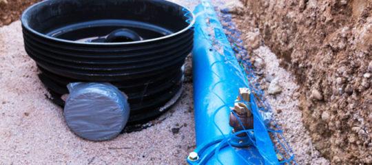 Désinfection réseaux d'eau